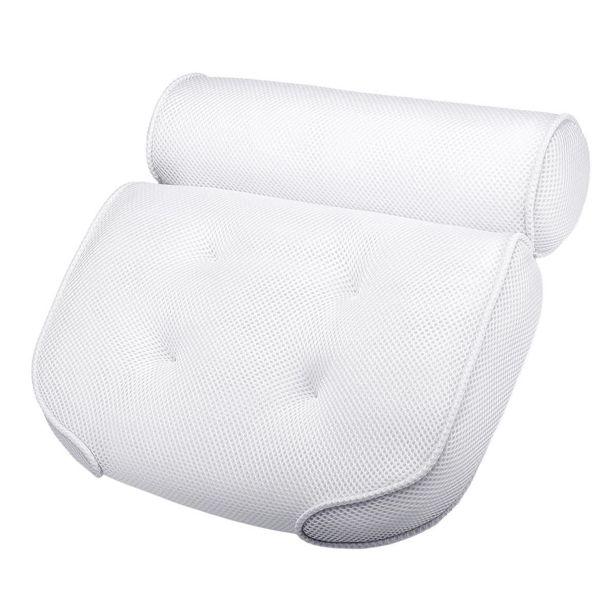 Gối tắm 3D Lưới Massage Gối Chống vi khuẩn Spa