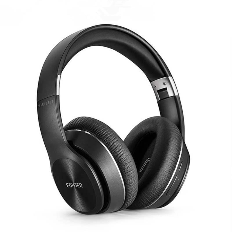 d1fe9e6bb57 EDIFIER W820BT bluetooth Headphone Wireless Over-Ear Hifi Noise Isolation  Stereo Headset With Mic for Phone Tablet - white COD