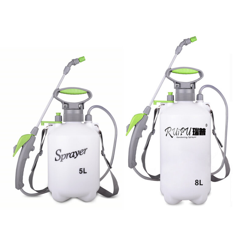 RUIPU 5L/8L ULV Fogger Nebulizer Pneumatic Water Sprayer Garden Horticultural Hand Tools High Pressure Spraying Bottle f, Banggood  - buy with discount