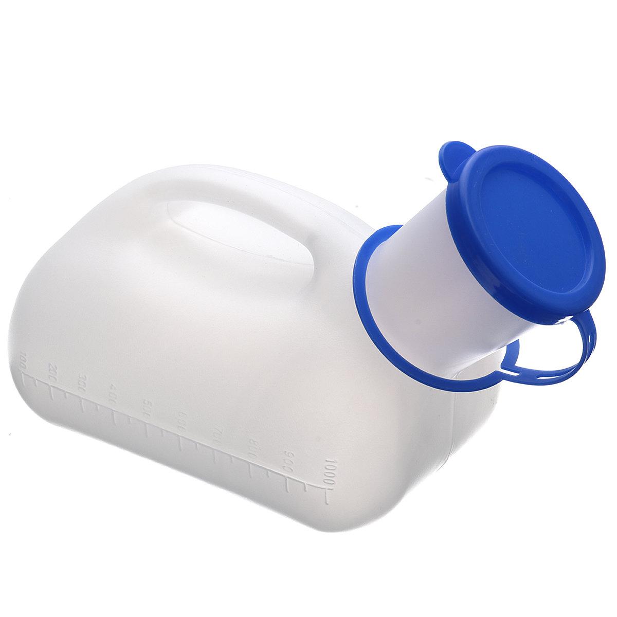 IPRee™ 1000ml Portable Outdoor Urinal Urine Storage Bottle Male Men Pee Camping Travel