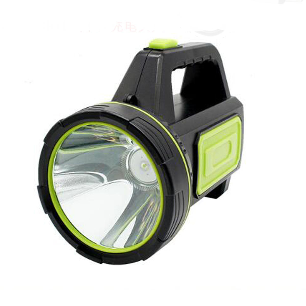 Portable Camping Light Super Bright Rechargeable Torch Flashlight Lamp for Outdoor Travel