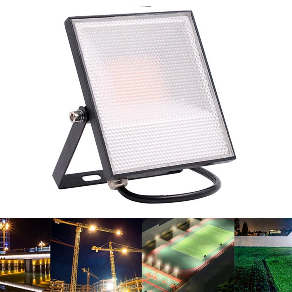 LED Flood Light 50W 100W Super Bright Lamp Outdoor Garden Landscape Spot Fixture
