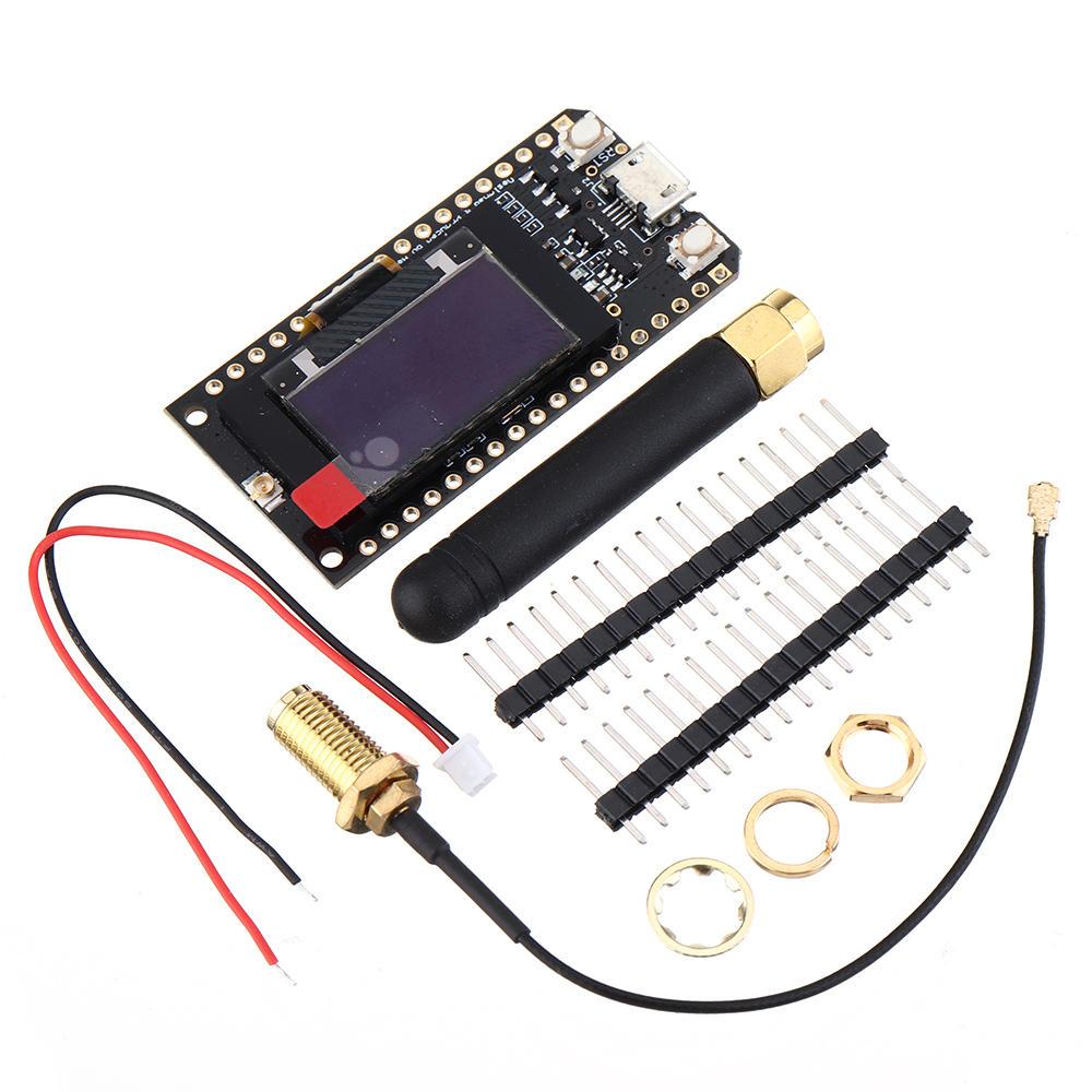 LILYGO® TTGO LORA32 868Mhz SX1276 ESP32 Oled Display bluetooth WIFI Lora  Development Module Board