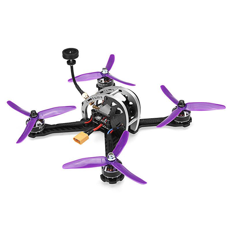Realacc Real5 215MM FPV Racing Drone PNP Omnibus F4 30A Blheli_S ESC 25/200/600mW VTX 800TVL Camera