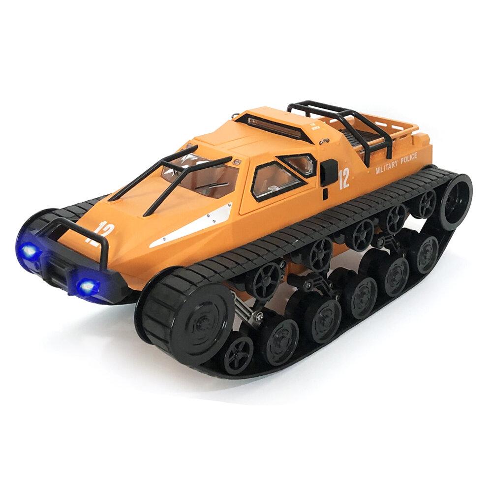 Banggood coupon: Eachine EAT06 Controle Remoto Tank 1/12 RC Crawler 2.4G Alta Velocidade 12km / h Off-Road RC Car All Terrain Drift Tank