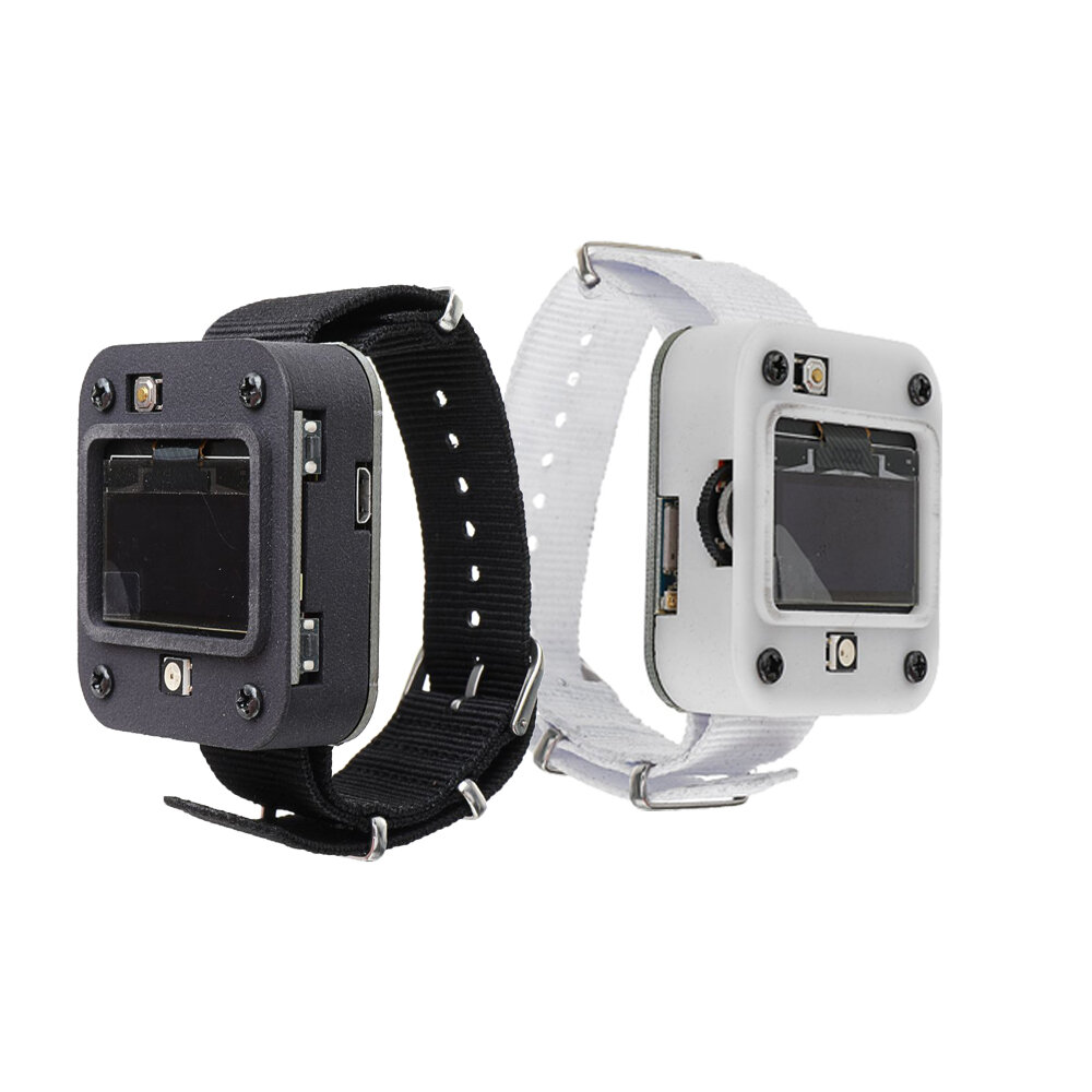 DSTIKE Deauther Watch V2 ESP8266 Programmable Development Board Smart Watch NodeMCU DSTIKE for Arduino - products that work with official Arduino boards
