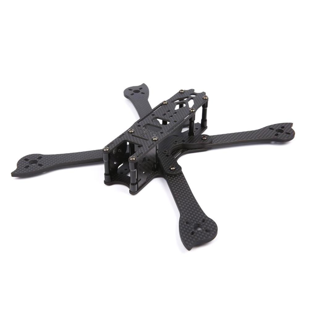 iFlight XL5 V3 True X 240mm Kit de bastidor de fibra de carbono estilo libre Freestyle, brazo 4 mm para RC Drone