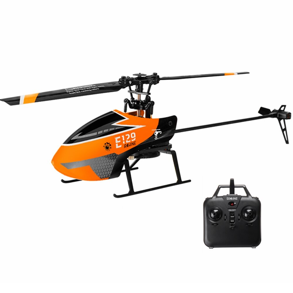 Banggood coupon: Eachine E129 2.4G 4CH 6 eixos Gyro Altitude Hold Flybarless RC Helicopter RTF