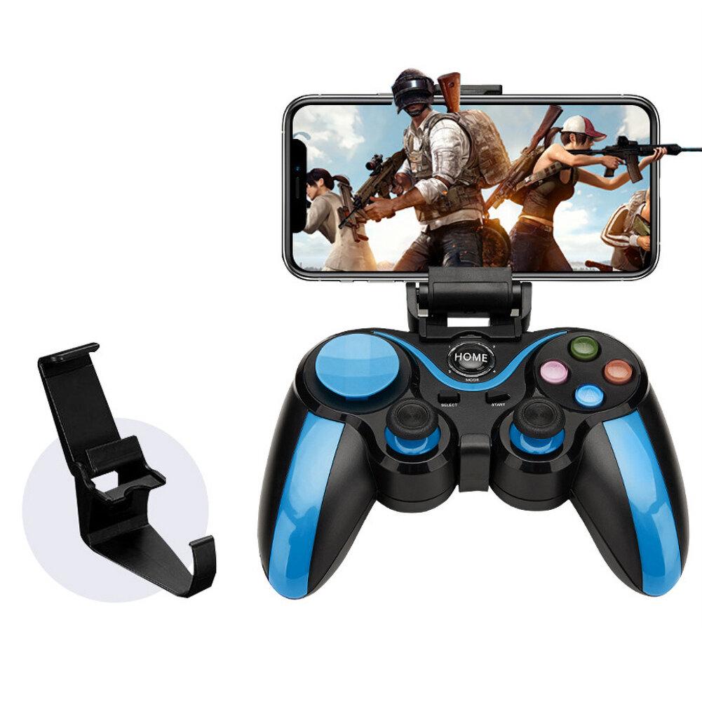 S9 Wireless bluetooth BT4.0 Joystick Gamepad Game Controller For iPhone 12 11Pro XS Huawei P30 P40 Pro Xiaomi MI10