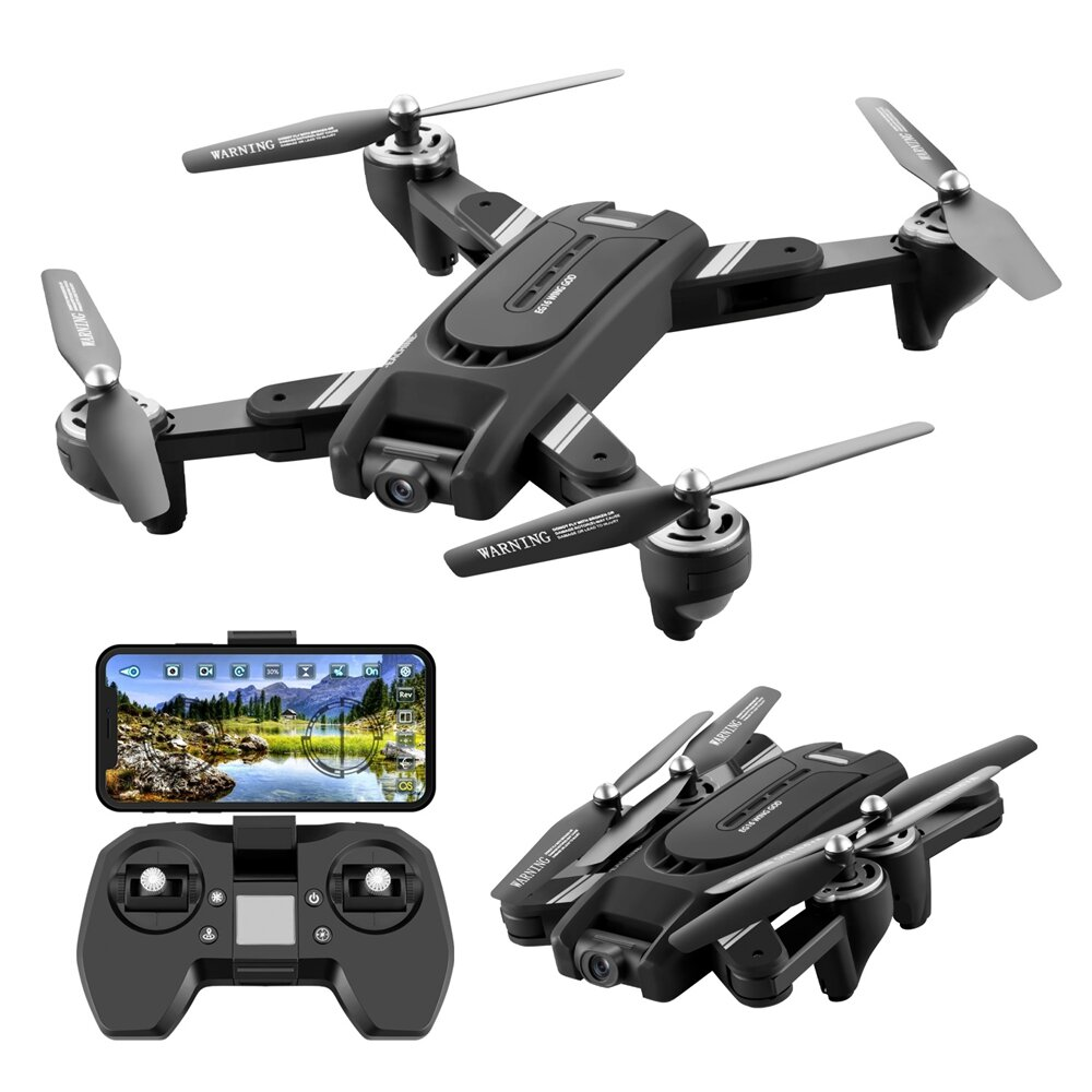 Eachine EG16 WINGGOD GPS 5G WiFi FPV with 4K HD Camera Optical Flow Positioning Dual Lens RC Drone Quadcopter RTF