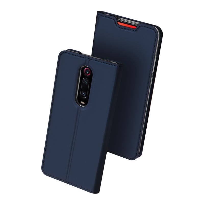 DUX DUCIS Flip Magnetic With Wallet Card Slot Protective Case for Xiaomi Mi 9T / Xiaomi Mi9T Pro / Xiaomi Redmi K20 / Redmi K20 Pro