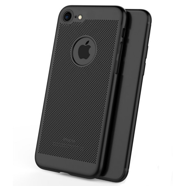 Mesh Dissipating Heat Anti Fingerprint PC Case For iPhone 6s Plus & 6 Plus