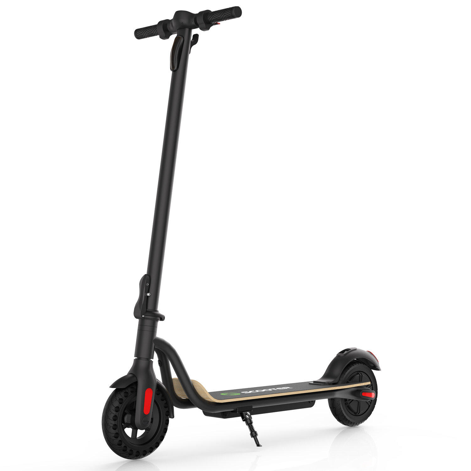 [EU Direct] MEGAWHEELS S10 36V 7.5Ah 250W Folding Electric Scooter 8 inch Wheels 3 Speed Modes 25km/h Top Speed 17-22km Mileage Range LED Display E Scooter