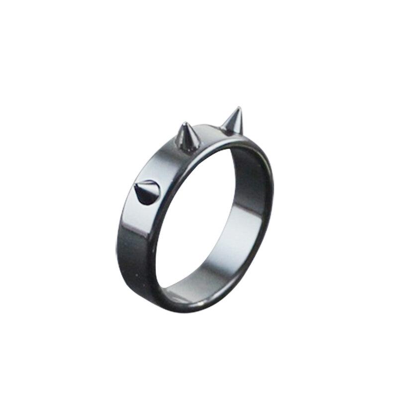 Self Defense Ring Thorn Head