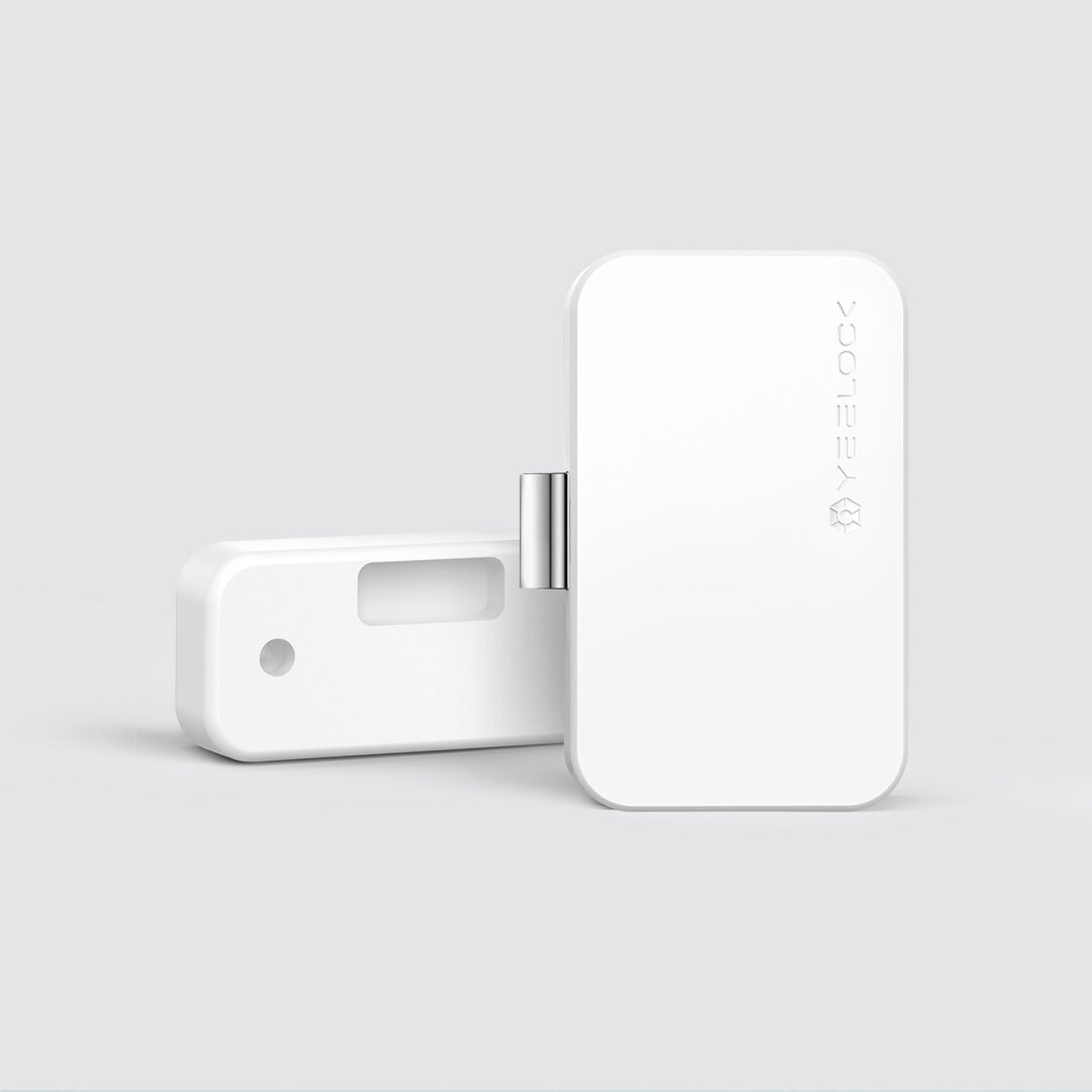 YEELOCK Smart Drawer Cabinet Lock Keyless bluetooth APP Unlock Anti-Theft Child Safety File Security  from Xiaomi Youpin