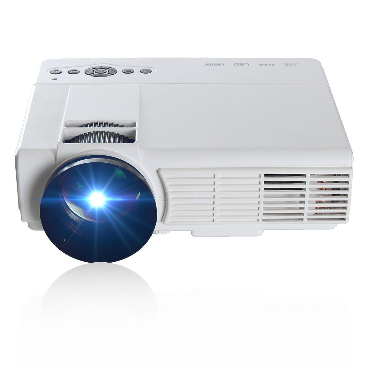 POWERFUL Q5 Projector review