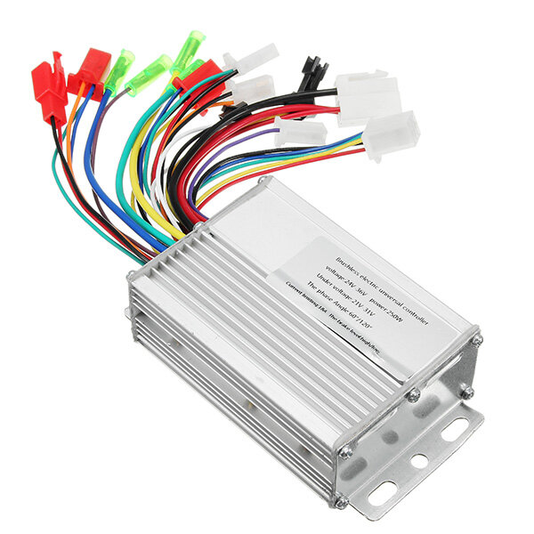 24v 250w brushless motor electric speed controller box for ...