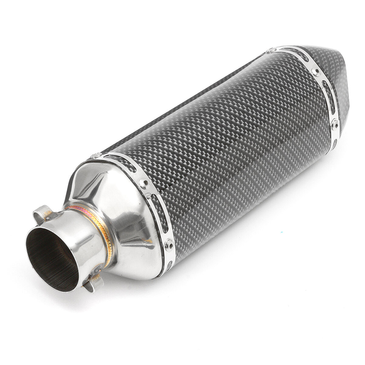 Mufflers For Sale >> 51mm Universal Exhaust Mufflers For Dirt Street Bike Motorcycle
