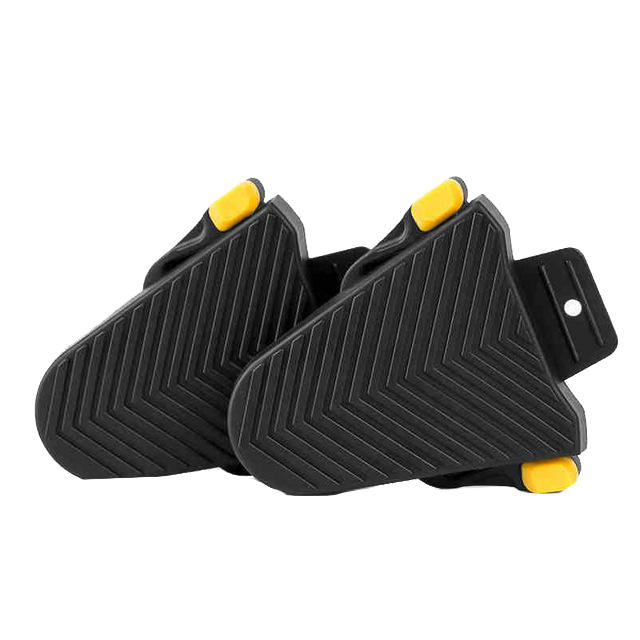 PROMEND PS-R02 Road Bike Pedal Cleats Covers Quick Release Rubber Cleat Cover for Shimano SPD-SL Cleats Pair фото
