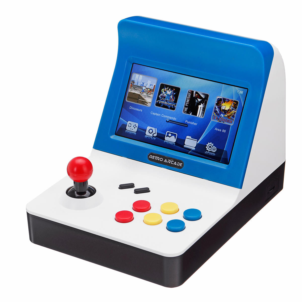 NEOGEO Retro Arcade Mini Handheld Game Console 3000 Classic Video Games