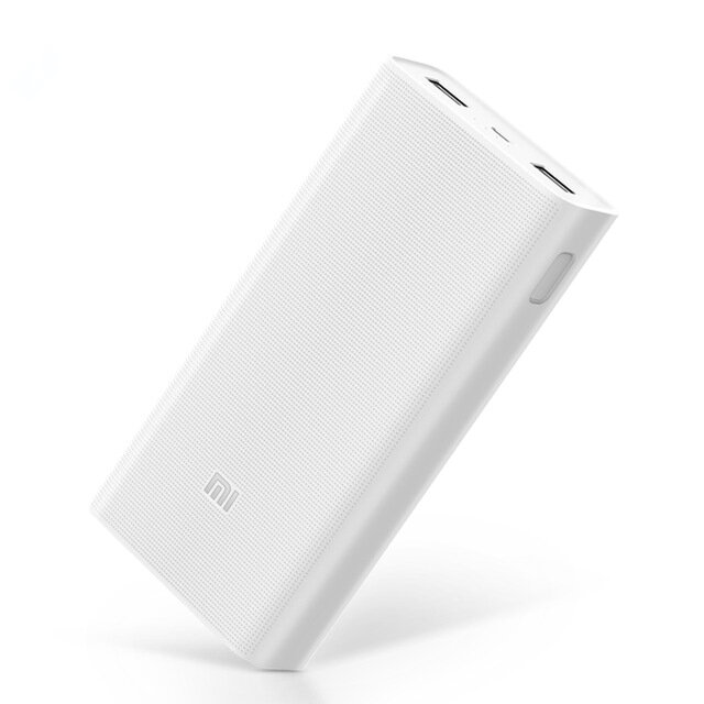 Xiaomi 2C 20000mAh Quick-Charge 3.0 Polymer Power Bank