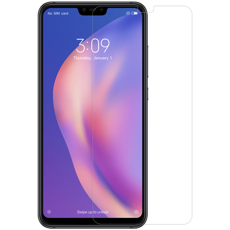 Bakeey Anti-Explosion Tempered Glass Screen Protector For Xiaomi Mi 8 Lite