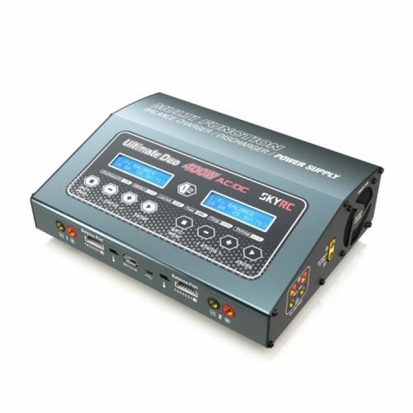 SKYRC D400 Duo 400W AC/DC