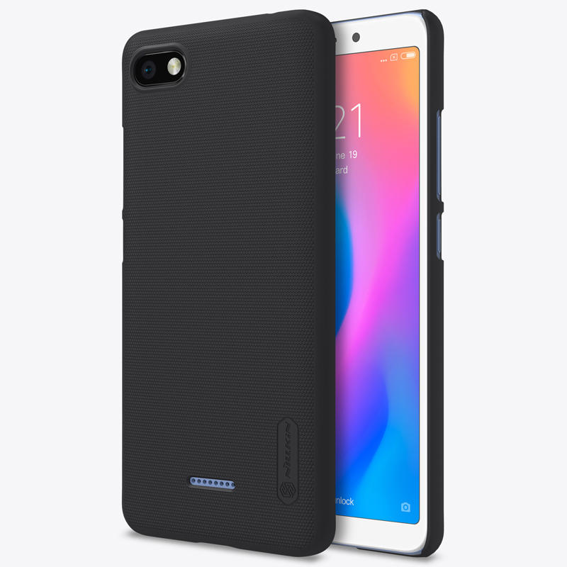 NILLKIN Frosted Shockproof Non Slip Wear Resistant PC Protective Case For Xiaomi Redmi 6A фото