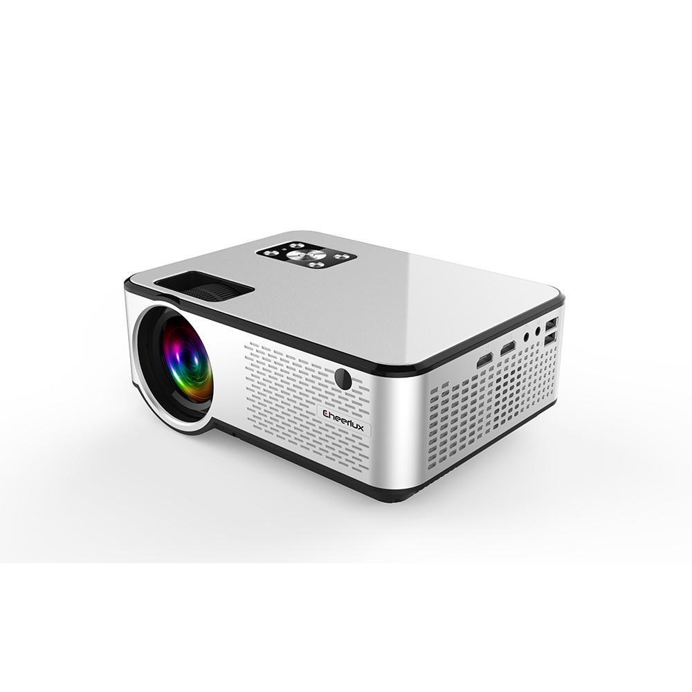 Cheerlux C9 LCD Projector 2800 Lumens 1280 x 720