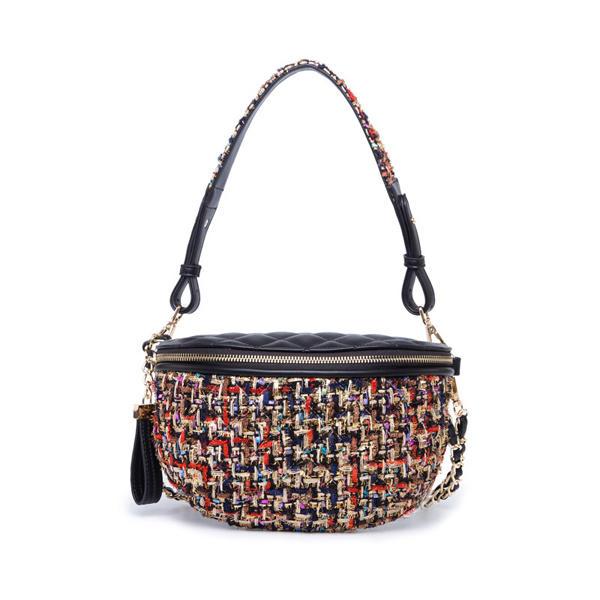 Women Multifunction Crossbody Bag Travel Outdoor Waist Bag Handbag