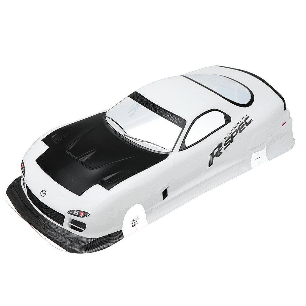 Box Packaging 1/10 RC Car Body Shell for Mazda RX-7 Tamiya On Road Drift  Car Kit