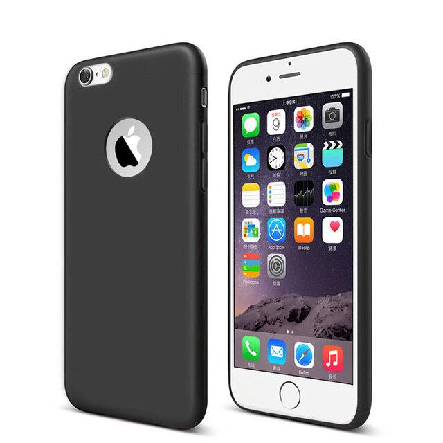 CAFELE Micro Scrub Ultra Thin Soft TPU Silikonetui til iPhone 7/8