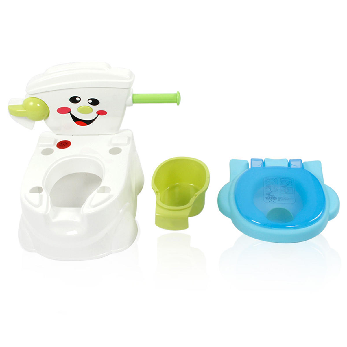 Enjoyable Baby Toilet Trainer Toddler Kid Potties Training Seat Smile Face Chair Baby Toilet Seat Theyellowbook Wood Chair Design Ideas Theyellowbookinfo