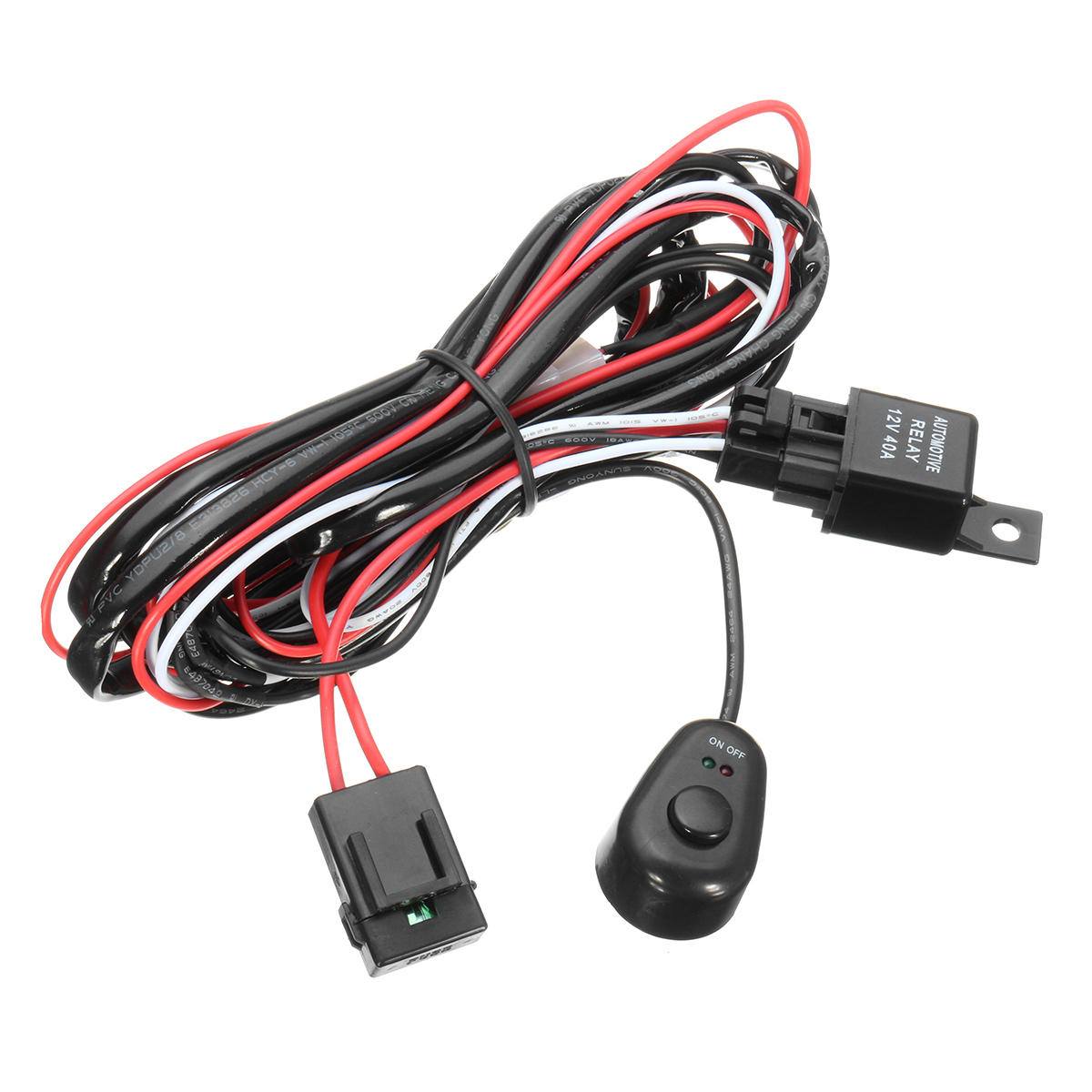 Drl Wiring Harness - Wiring Diagram Page