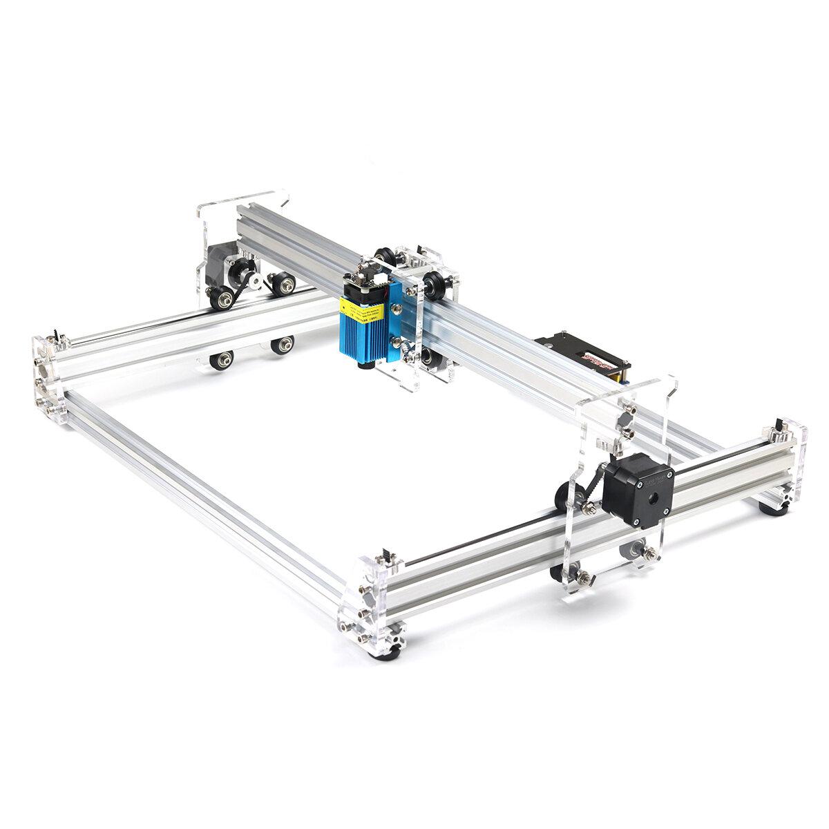 EleksMaker® EleksLaser-A3 Pro 2500mW लेजर एनग्रेविंग मशीन सीएनसी लेजर प्रिंटर