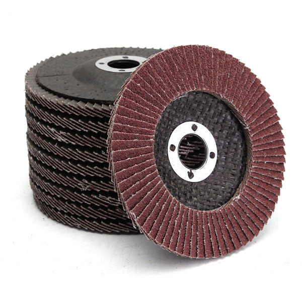 Aluminum Oxide Grinding Wheels 60 and 120 Grit