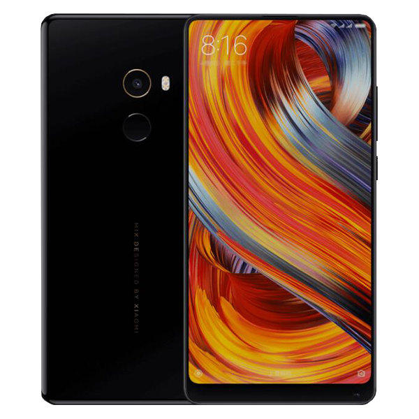 Xiaomi Mi MIX 2 Edition Spéciale 5,99 pouces 8 Go RAM ROM 128 Go ROM Snapdragon 835 Octa core 4G Smartphone
