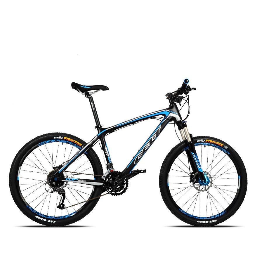 Carbon Fiber Mountain Bike >> 26 Inch Mountain Bike Bicycle Carbon Fiber Frame Bike 27 Speed Light Weight Bicycle