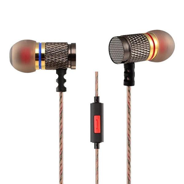 EDR1 kz bajo pesado auriculares in-ear