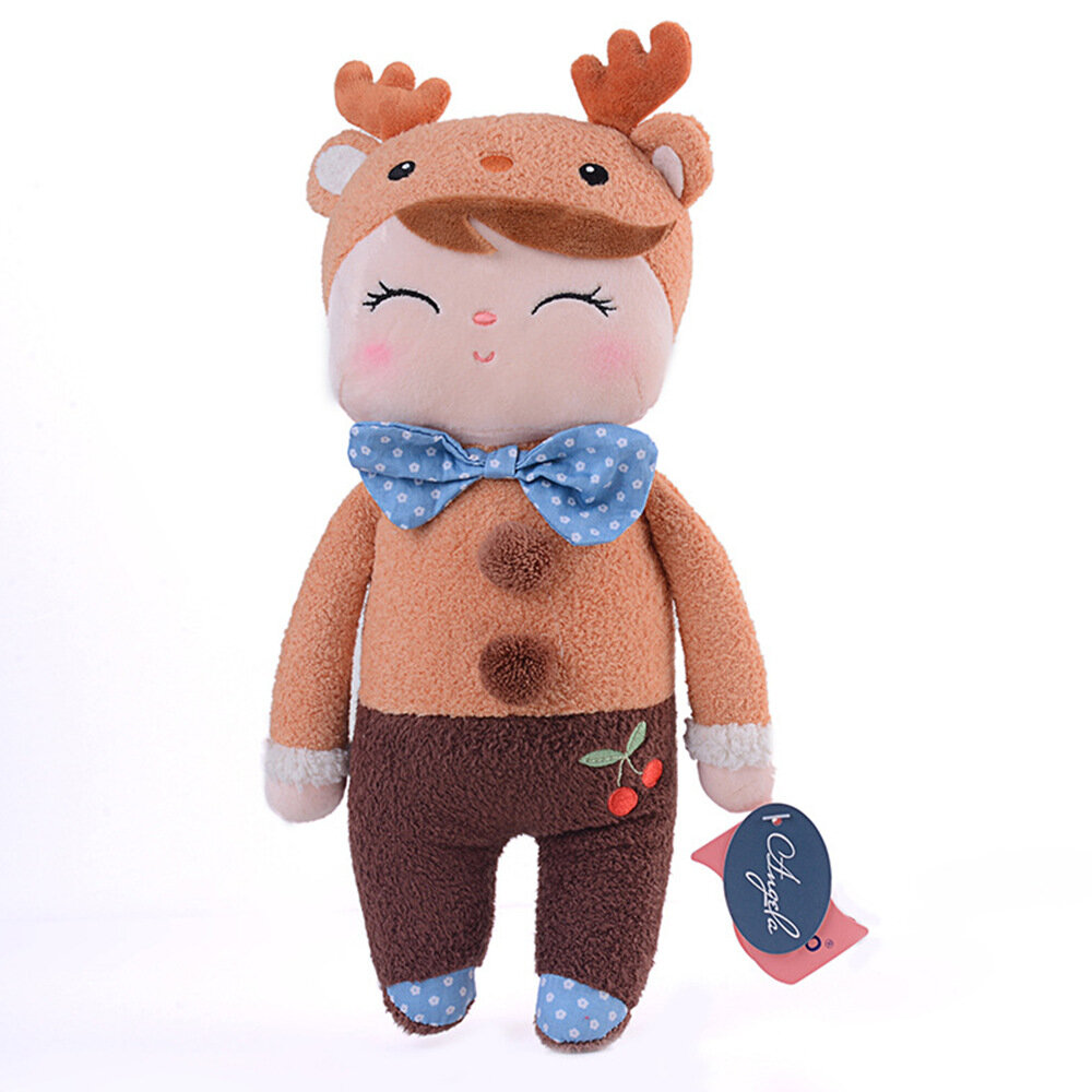 Metoo 12inch Angela Lace Dress Rabbit Stuffed Doll Toy For Children