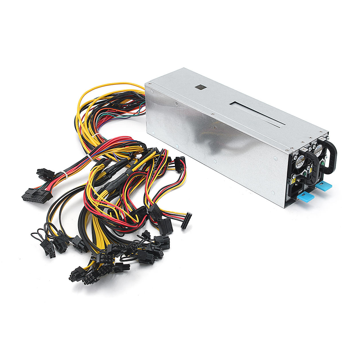 110-240V 1600W Mining Machine Power Supply For Eth Bitcoin Miner Antminer  S7 S9