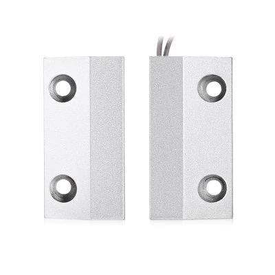 MC-56 Metal Wired Magnetic Windows Door Sensor