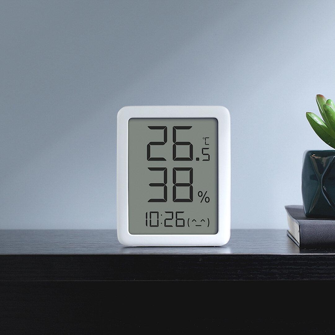 Termometr Wilgotnościomierz Miaomiaoce E-ink za $10.29 / ~39zł