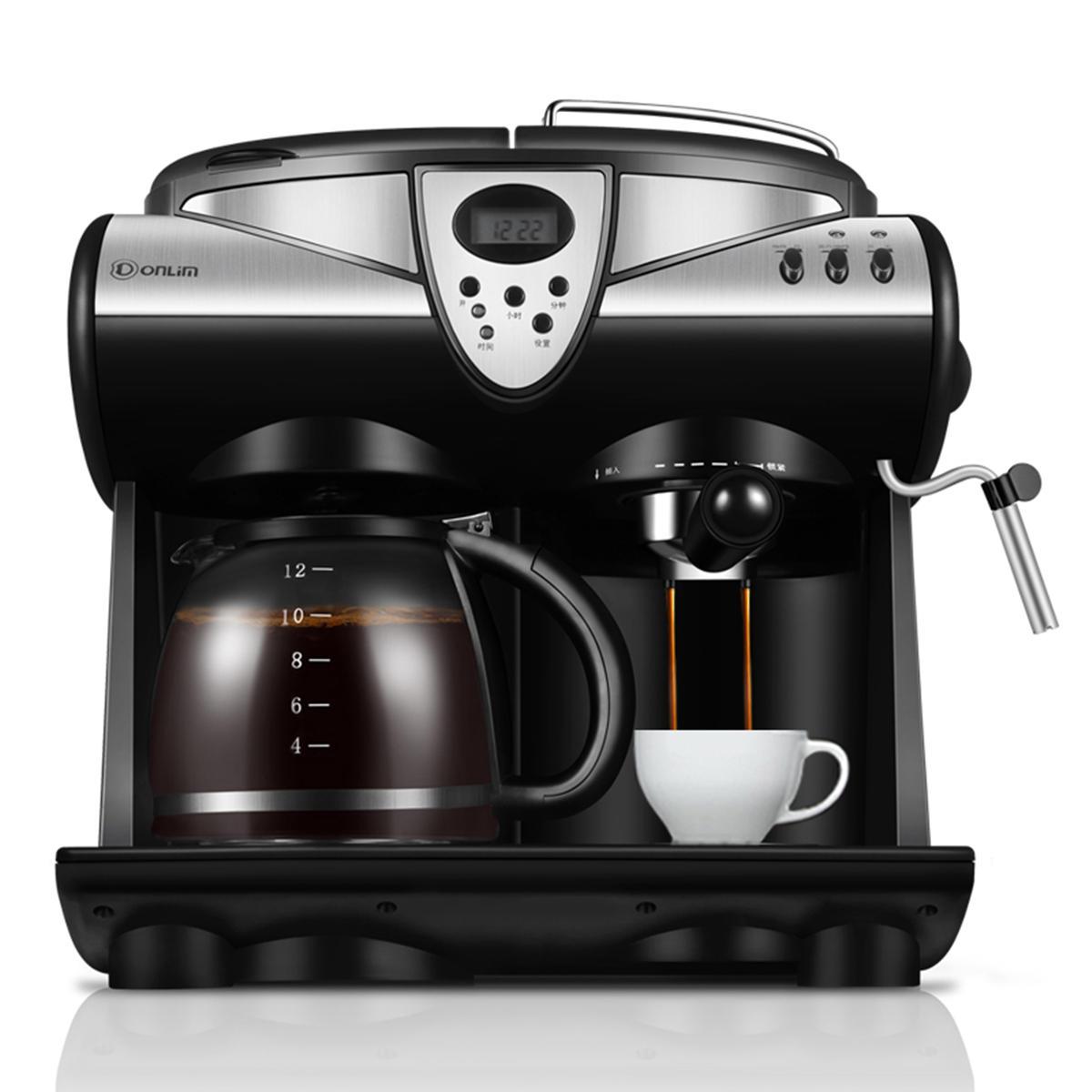 Donlim Dl Kf7001 Espresso Coffee
