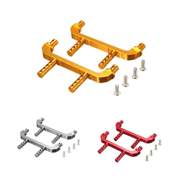 WLtoys Upgrade Metal Canopy Car Shell Support 2PCS For A969-B A979-B A979 A969