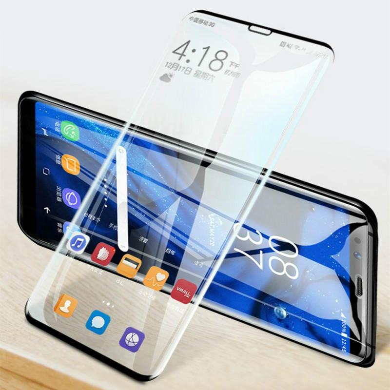 Bakeey anti-eksplosjon full dekning herdet glass skjermbeskytter for iPhone X / iPhone XS / iPhone 11 Pro