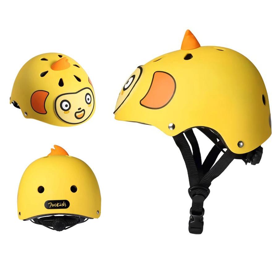 700Kids Protezione per casco sportivo per bambini svegli Cartone animato Bicicletta Bici Scooter Pattino Sci Attrezzatura protettiva regolabile traspirante da Xiaomi Youpin