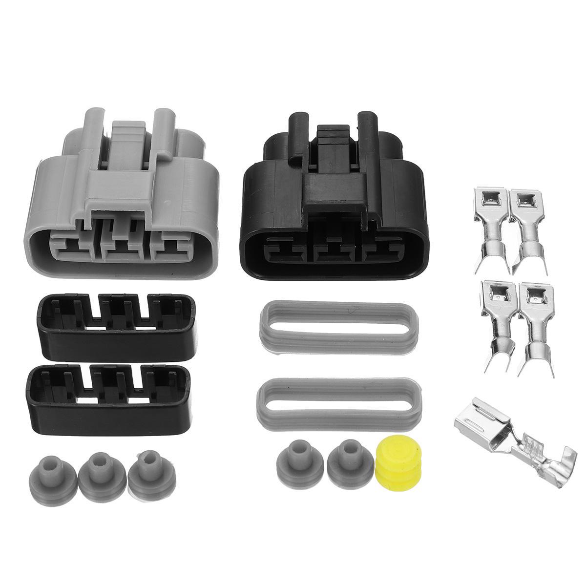 यूनिवर्सल वोल्टेज रेगुलेटर रेक्टीफायर कनेक्टर किट 710000261 Honda / बीएमडब्लू / 1 9 6 9 00/Yamaha के लिए