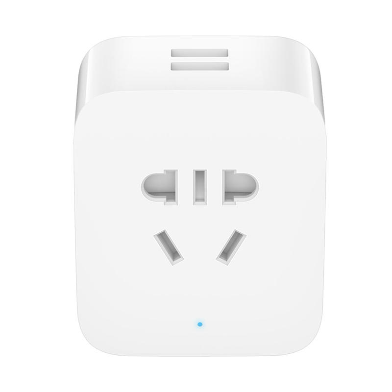 Original Xiaomi Mi Enhanced Version Smart Socket WiFi APP Remote Timer Smart Power Charger