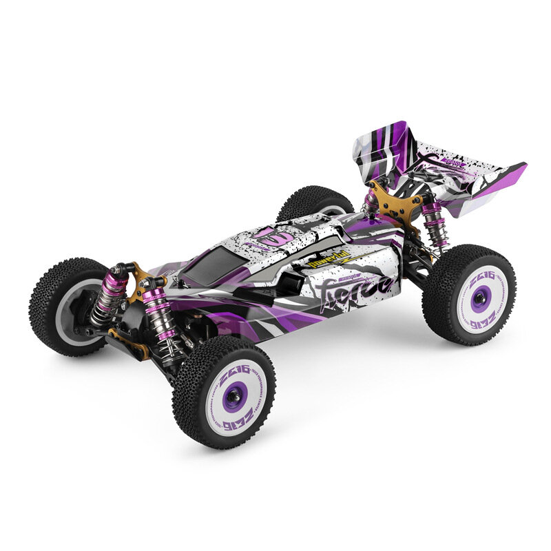 Wltoys 124019 1/12 4WD RTR 2.4G